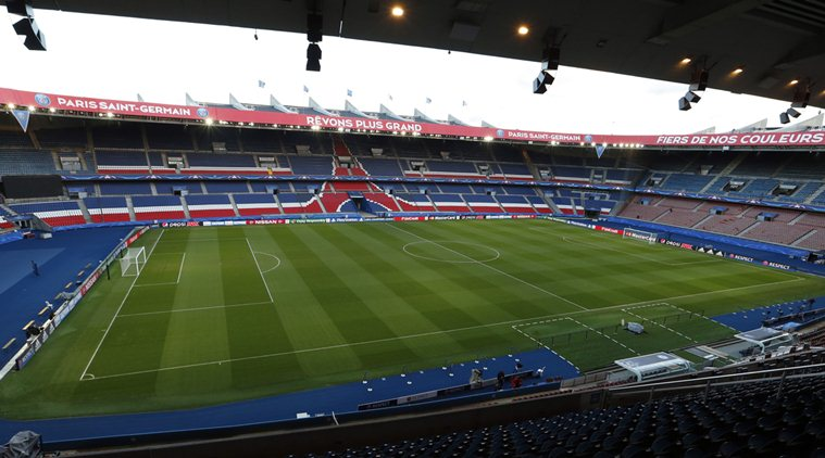 France Soccer Euro 2016 Stadiums