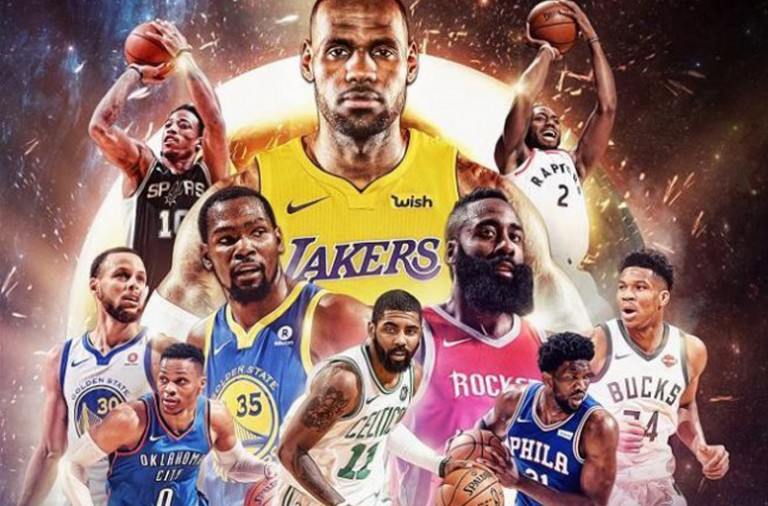 NBA-Favorito